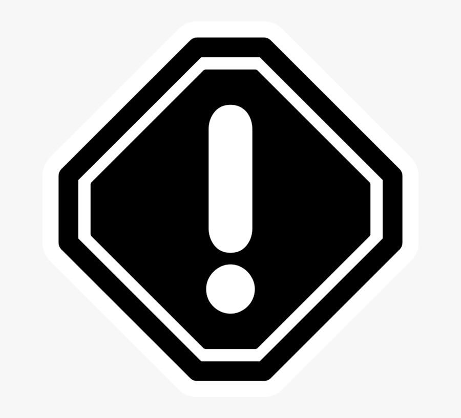 Angle,area,symbol - Stop Sign Illustration, Transparent Clipart