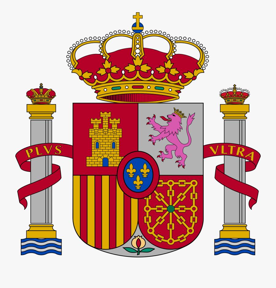 Spain Coat Of Arms, Transparent Clipart