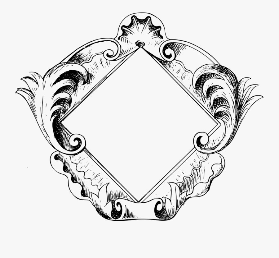 Line Art,fashion Accessory,body Jewelry - Circle, Transparent Clipart
