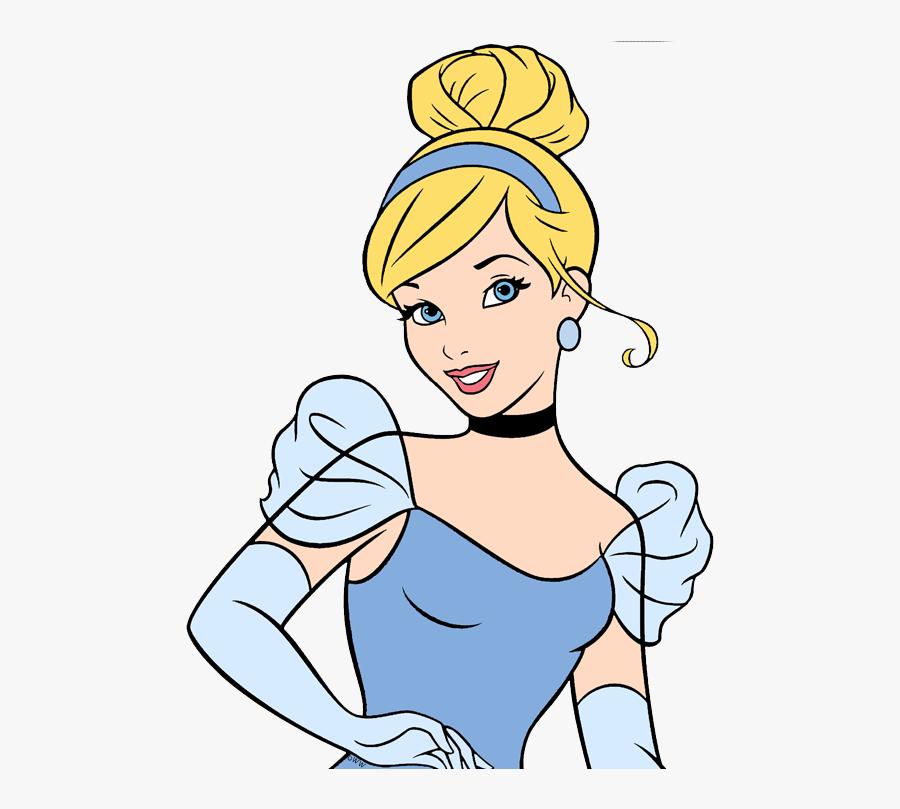 Cinderella Coloring Pages, Transparent Clipart