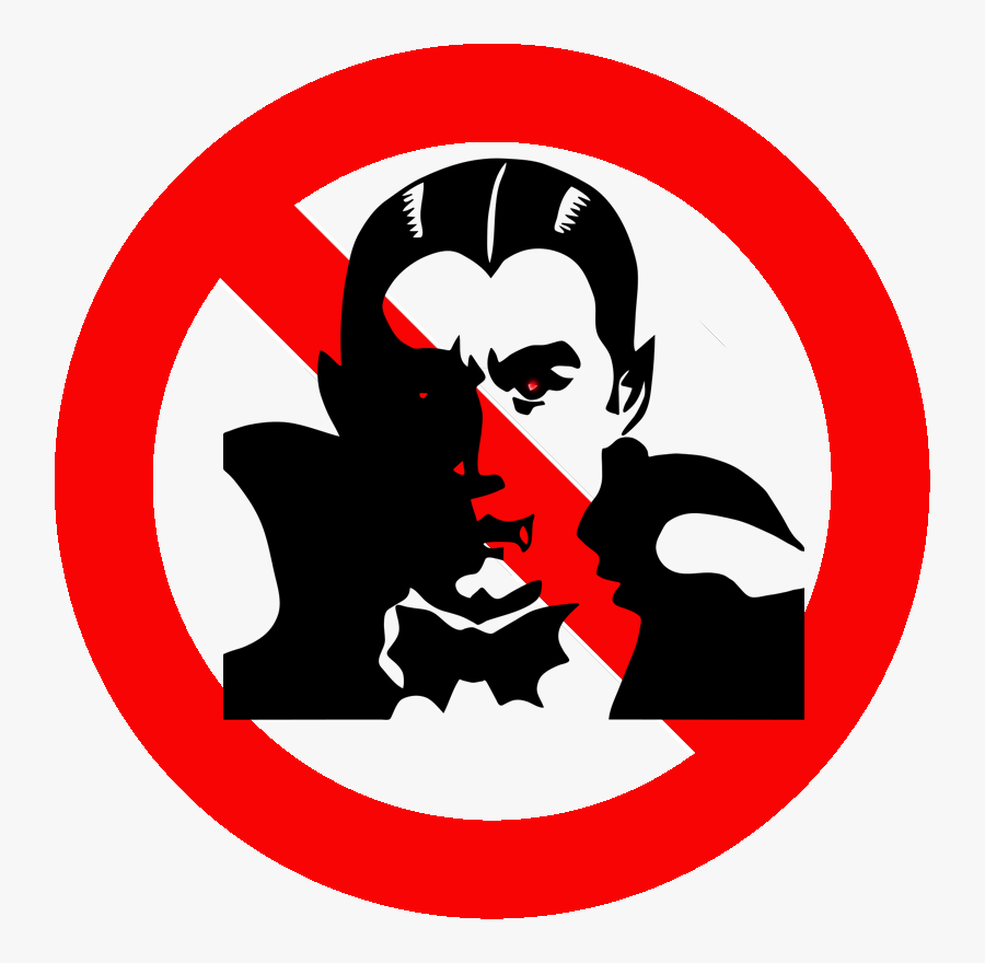 Difference Between A Dracula And A Vampire, Transparent Clipart
