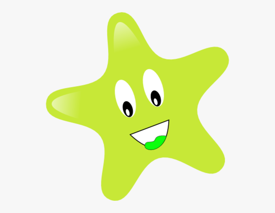 Free Clipart Image Clip - Smiley Cute Star Clipart, Transparent Clipart