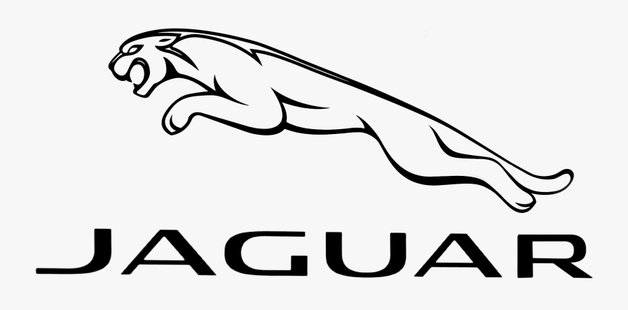 Transparent Black Jaguar Png - Jaguar Logo Png, Transparent Clipart