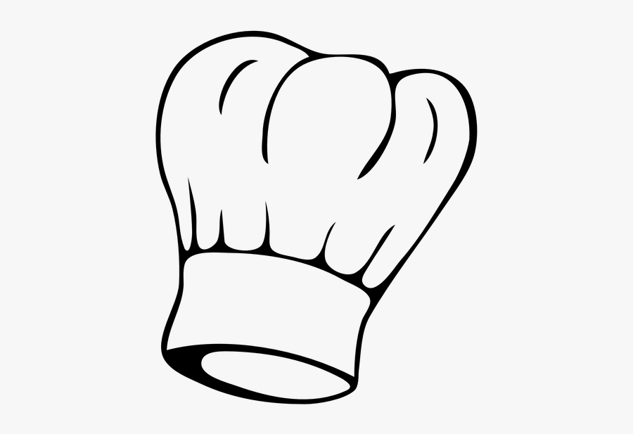 Chef Hat, Toque, Cook, Isolated, Cooking, Kitchen - Chef Hat Clipart Png, Transparent Clipart