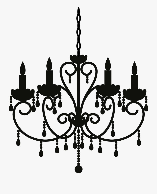 Vector Graphics Clip Art Chandelier Royalty-free Image - Skull Chandelier Clipart, Transparent Clipart