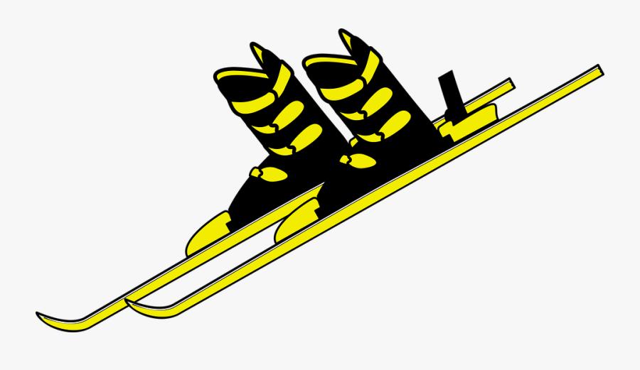 Graphic, Race Skis, Ski Racing, Gs, Slalomn, Super, Transparent Clipart