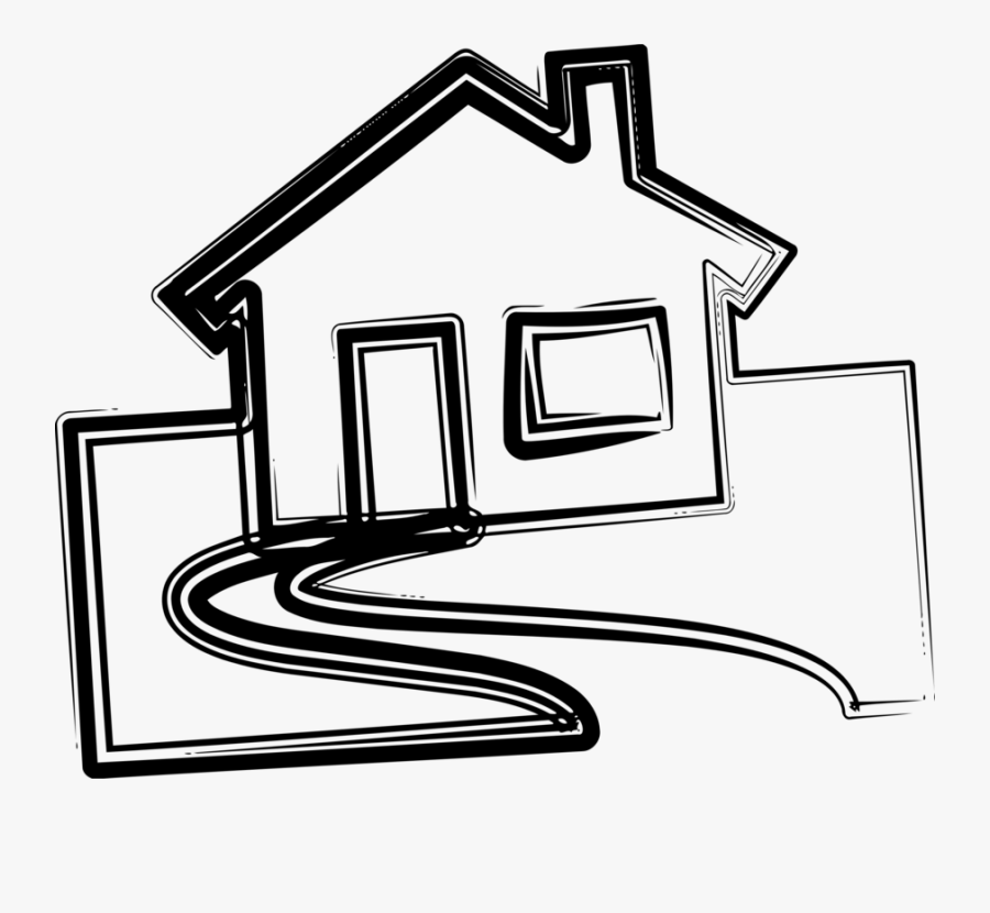 Line Art,square,angle - Time To List Your Home, Transparent Clipart