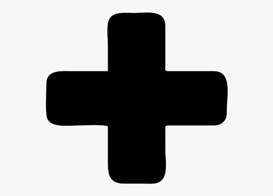 Plus Symbol - Clipart Library - Plus Sign Clipart Png, Transparent Clipart