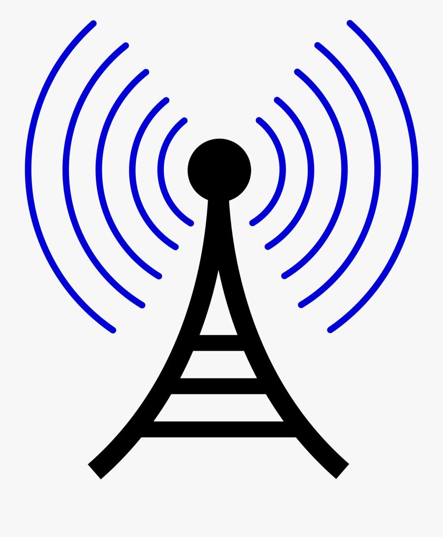 Radio Station Clip Art, Transparent Clipart