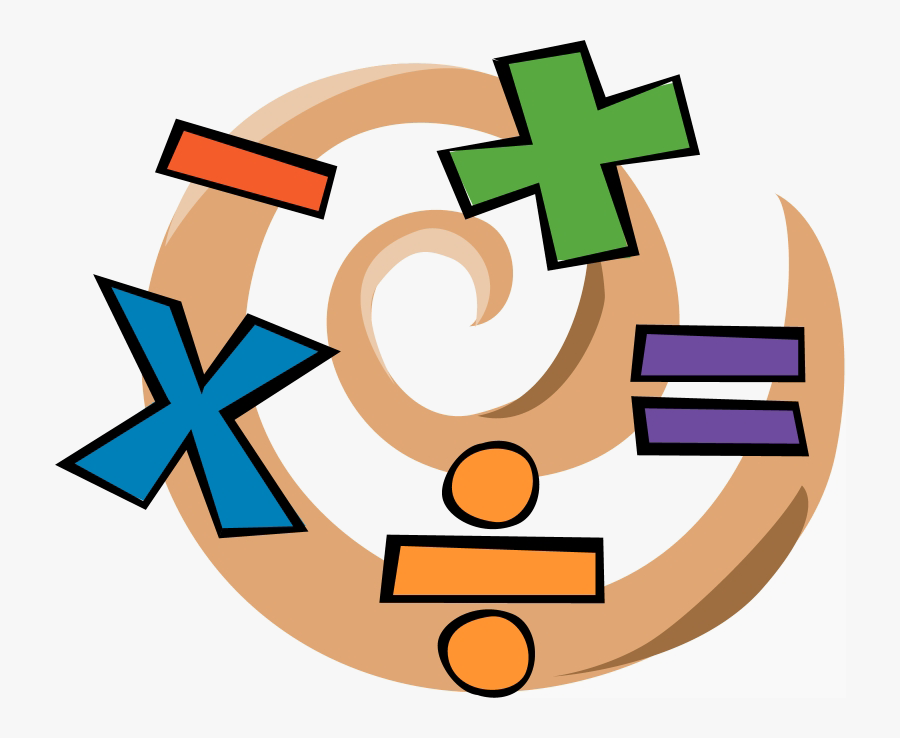 My Blog - Math Symbols, Transparent Clipart