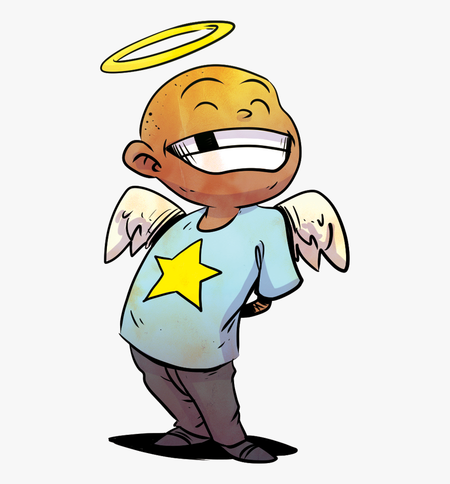 The Gold Star Kid - Gold Star Kid, Transparent Clipart