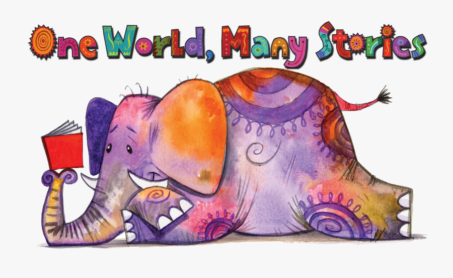 Read Around The World Clipart, Transparent Clipart