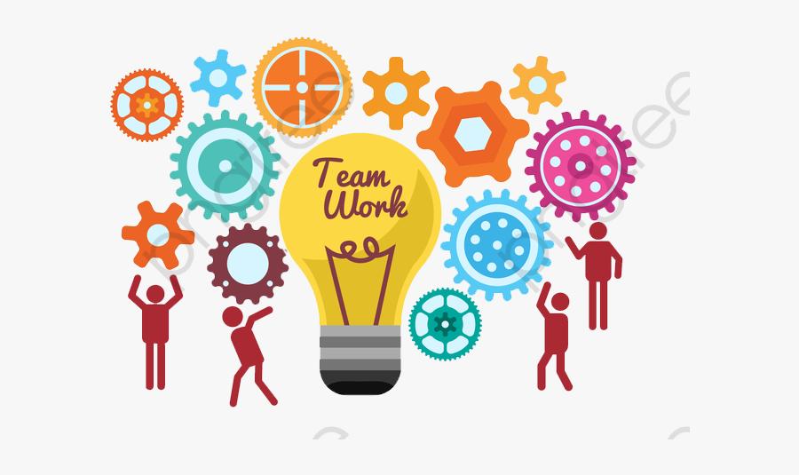 Team Clipart Together - Team Work, Transparent Clipart