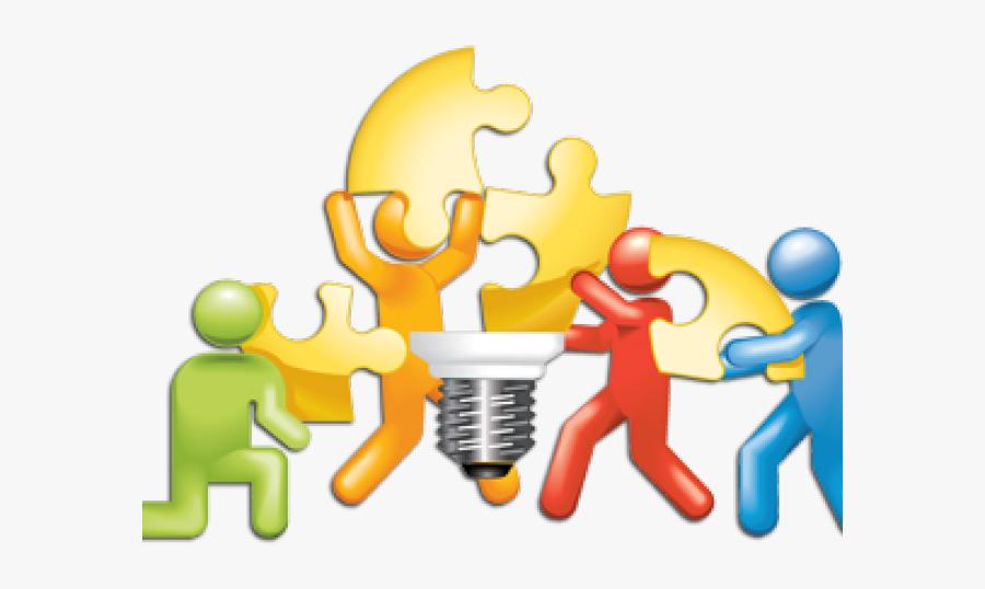 Transparent Team Building Png, Transparent Clipart
