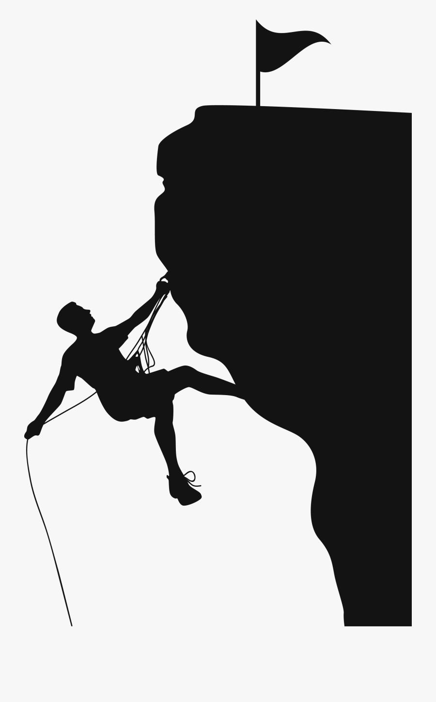 Shawangunk Ridge Rock Climbing Mountaineering, Transparent Clipart