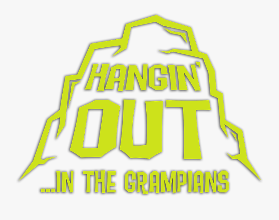 Hangin Out In The Grampians Logo, Transparent Clipart