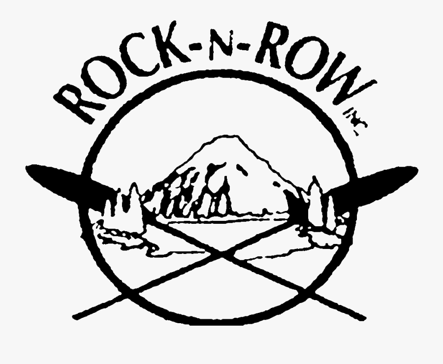 Rock N Row, Transparent Clipart