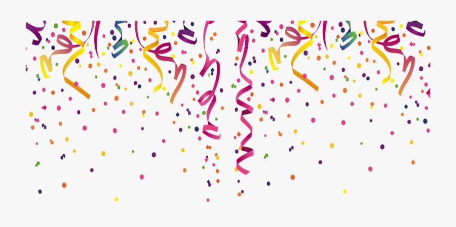 Celebration Free Png Image 1 Vector, Clipart, Psd - Transparent Confetti Background Png, Transparent Clipart