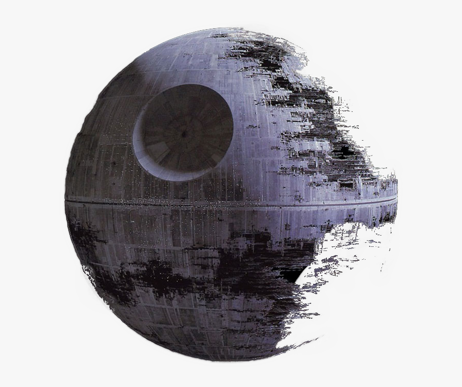 Photo / All Sizes - Star Wars Death Star Transparent, Transparent Clipart