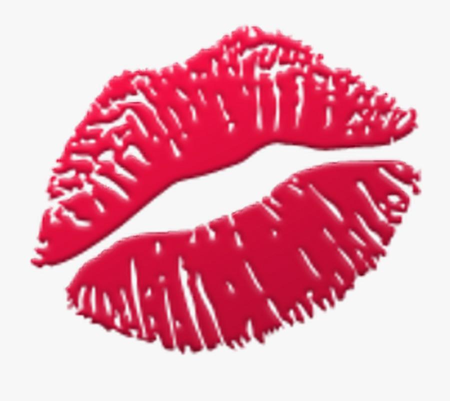 Lipstick Clipart Emoji, Transparent Clipart