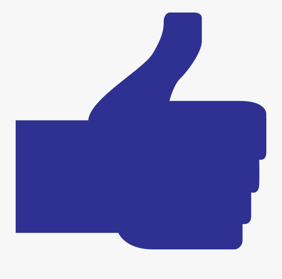 """Thumbsup""""  Class=""""img Responsive Owl First Image Owl - Biggest Facebook Thumbs Up, Transparent Clipart"""