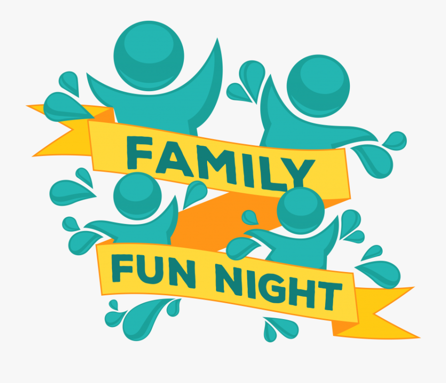 Clip Art Family Night Clip Art - Free Family Fun Night Clipart, Transparent Clipart