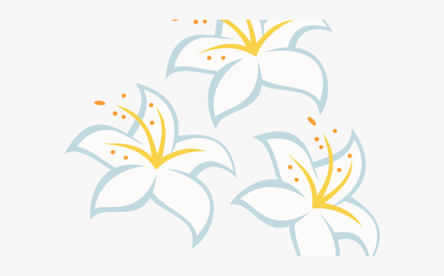 Lily Of The Valley Clipart Svg - Mlp Cutie Marks Flower, Transparent Clipart