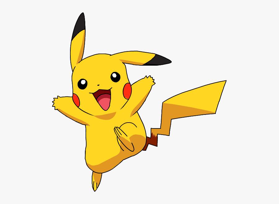 Download Pokemon Png Clipart - Pikachu Pokemon, Transparent Clipart