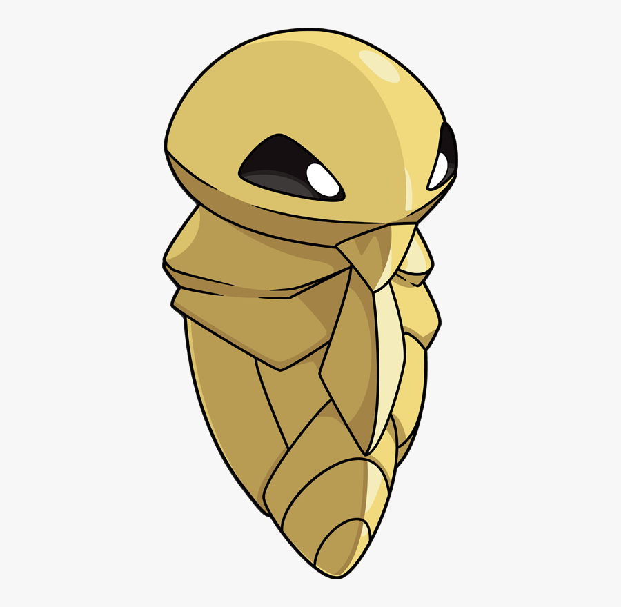 Clip Art Pok Dex Stats Moves - Pokemon Kakuna, Transparent Clipart