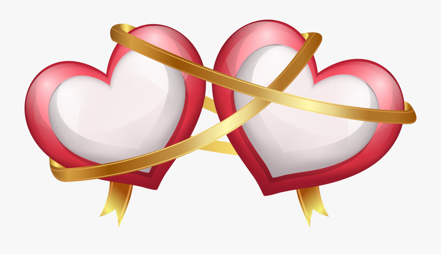 Valentine Ribbon Png Beautiful Red Ribbon Png Clipart - Love 4k Ultra Hd, Transparent Clipart
