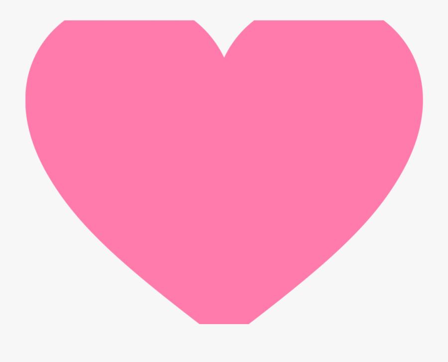 Valentine Hearts Clip Art - Valentines Day Pink Hearts, Transparent Clipart