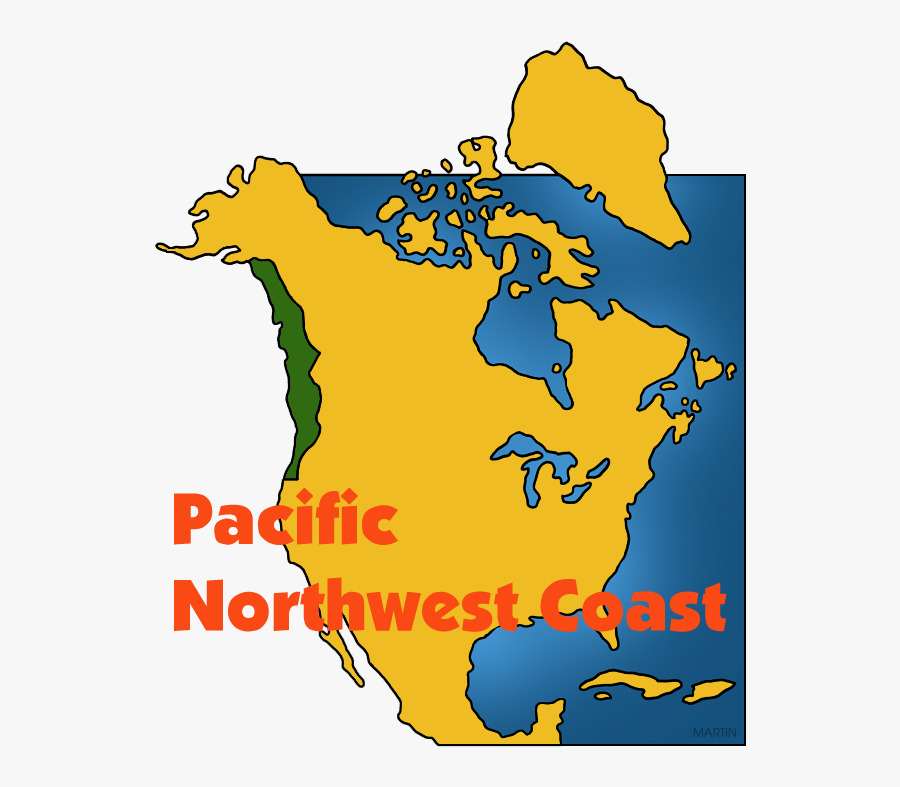 Native American Clipart Pacific Northwest, Transparent Clipart