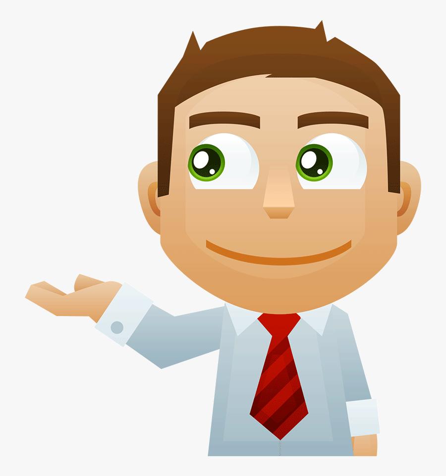 Photo Of The Smartest Dental Marketing Cartoon - Web Designer Clipart, Transparent Clipart