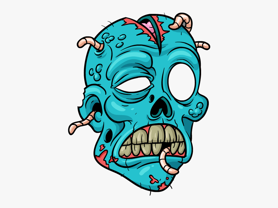 Collection Of Free Zombies Drawing Cartoon Download Cartoon Zombie Tattoo Designs Free Transparent Clipart Clipartkey