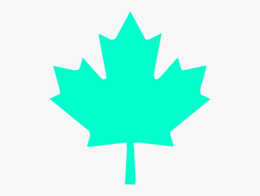 Wbp Maple Leaf - Canada Maple Leaf Png, Transparent Clipart