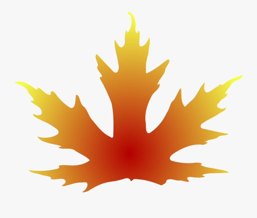 Plant,leaf,maple Leaf - Maple Leaf Clip Art, Transparent Clipart