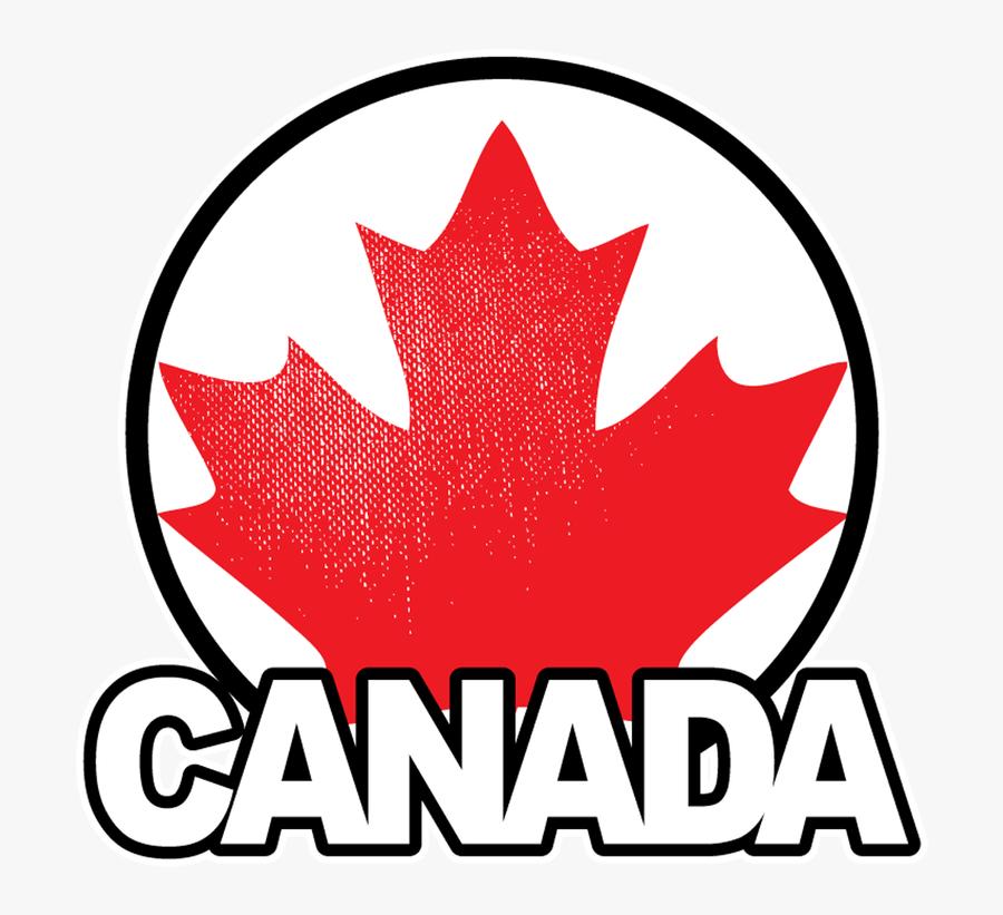 Maple Leaf Clipart Chanar - Clipart Canada Maple Leaf Logo, Transparent Clipart
