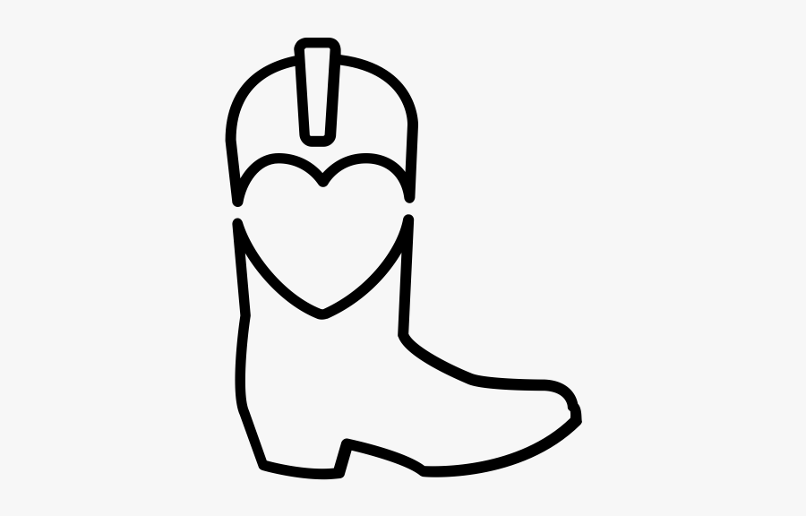 """Cowboy Boot Rubber Stamp""""  Class=""""lazyload Lazyload - Drawing, Transparent Clipart"""