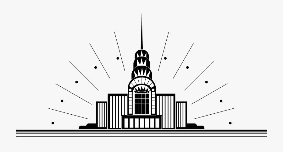 Clip Art Art Deco Clip Art Line, Transparent Clipart