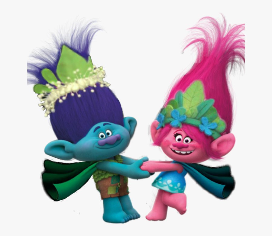 Trolls Clipart Sugar Cookieloaf - Branch And Poppy Png, Transparent Clipart