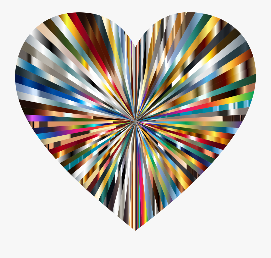 Starburst Heart 27 Picture Royalty Free Library - Star And Heart Png Icon, Transparent Clipart