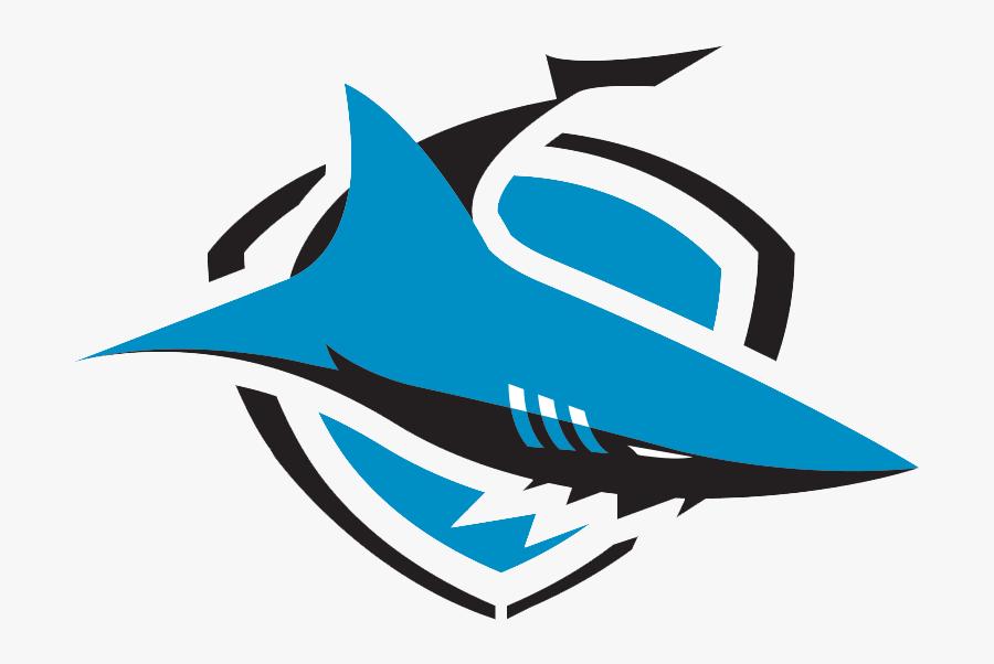 Sharks Nrl, Transparent Clipart