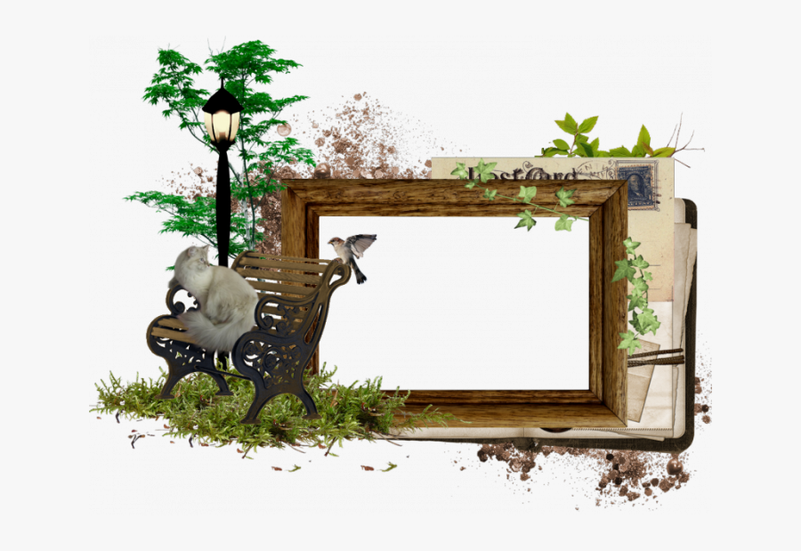 Cadre Png Pour Creation - Оригинальные Рамки Для Фотошопа, Transparent Clipart
