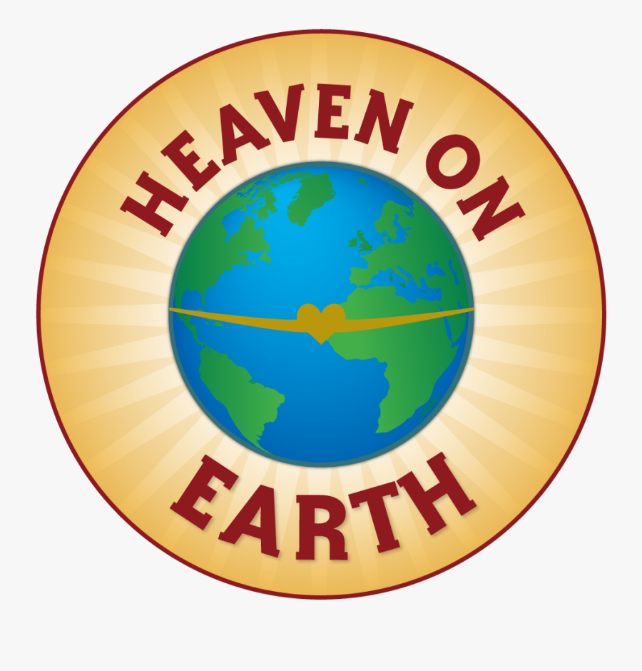 Creation Clipart Earth Heaven - Earth And Heaven Clipart, Transparent Clipart