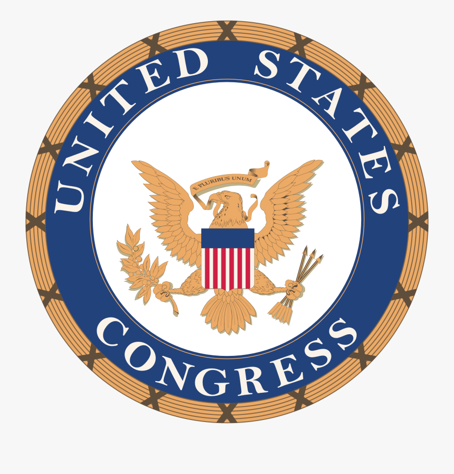 Congress Cliparts - National Commission On Military National And Public, Transparent Clipart