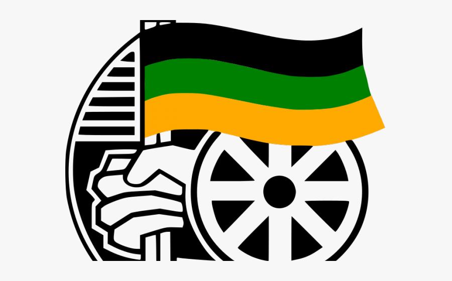Africa Clipart Nation - Logo African National Congress, Transparent Clipart
