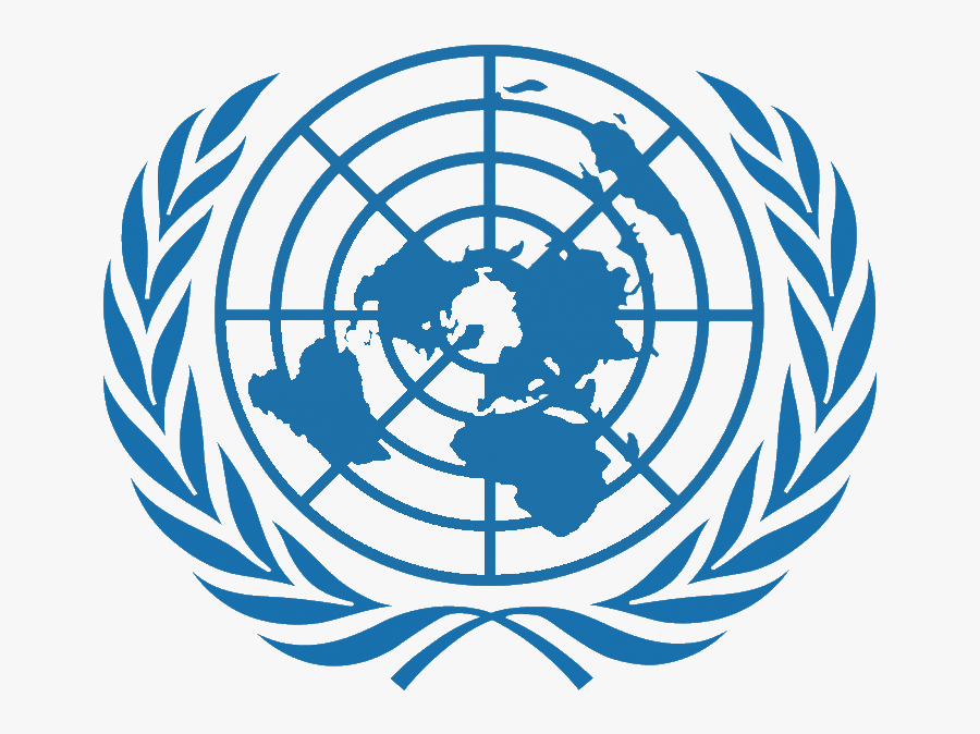 Treaty Clipart Meeting Congress - United Nations Logo Transparent Png, Transparent Clipart