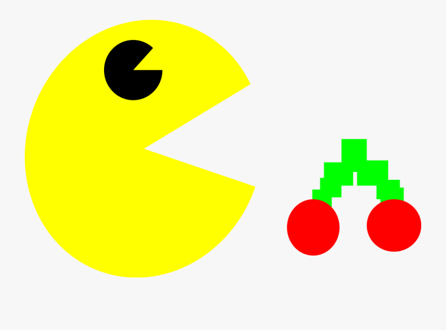 How To Set Use Pacman Clipart , Png Download - Pac Man Moving Animation, Transparent Clipart