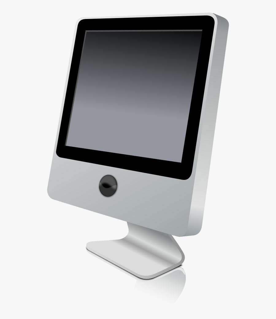 28 Collection Of Mac Computer Clipart - New Computer, Transparent Clipart