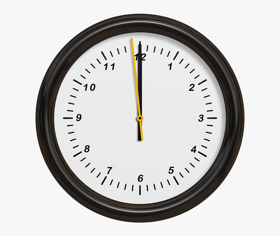 """Clock, Time Of, Time, New Year""""s Eve, Before Midnight - Prypiat, Transparent Clipart"""